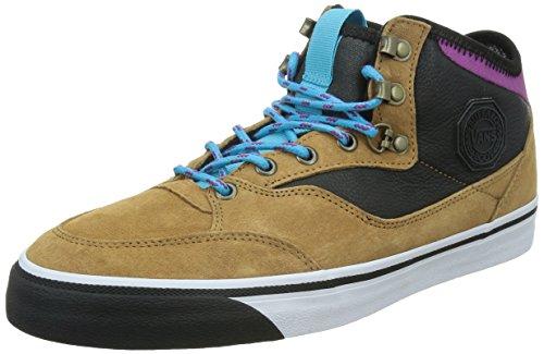 Vans Uomo M Buffalo Mte Sneakers stringate Marron Size: 42.5