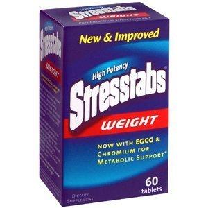Stresstabs Weight Tab 60Tablets