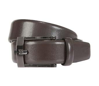 STRELLSON ceinture herrengürtel ceinture en cuir marron -  Marron - 90