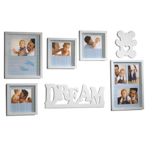 Melannco 7-Piece Baby Dream Wall Set front-282813