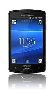 Sony Ericsson Xperia mini Smartphone (7,6 cm (3 Zoll) Display, Touchscreen, 5 MP Kamera, Android 2.3 OS) schwarz