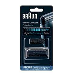 Braun 10B Replacement Head, Black