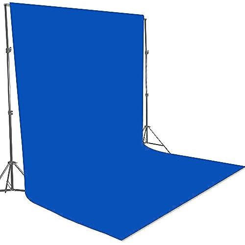 크로마키 블루 스크린 사진 촬영용 배경 스튜디오 블루 1.6x3m 대형 사이즈(사진합성, 영상합성)