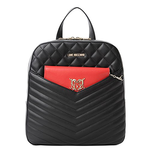 LOVE MOSCHINO Tasche Qualited calf Damen - JC4027PP12LC0000 thumbnail