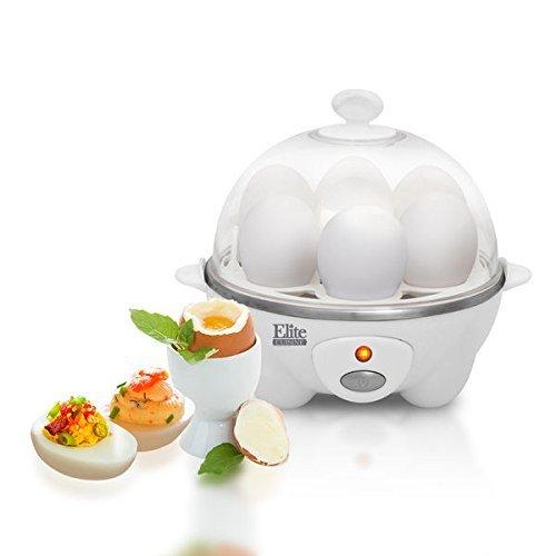 Maxi-Matic Elite Cuisine EGC-007 Egg Cooker (Elite Egg Cooker compare prices)