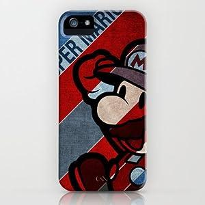 Society6/ソサエティシックス iphone5 ケース スーパーマリオ SUPER_MARIO