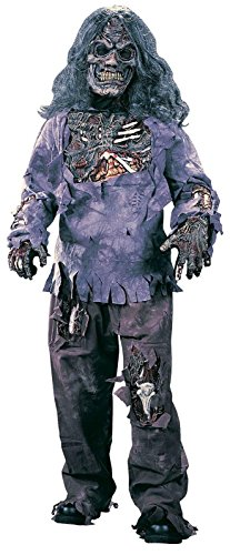 Zombie Complete Child Costume - Kid's Costumes