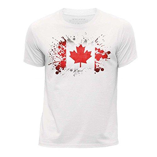 stuff4-boys-age-12-14-152-164cm-white-round-neck-t-shirt-canada-canadian-flag