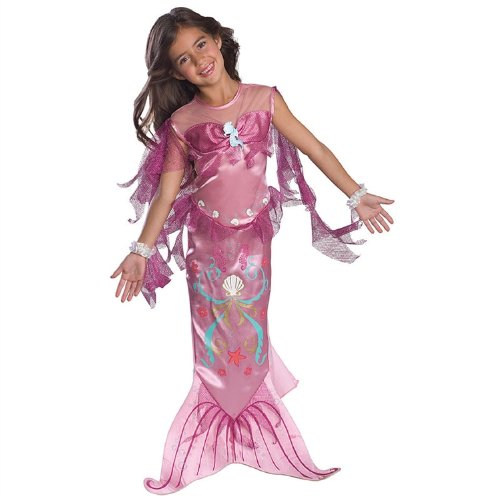 mermaid party costume