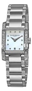 (抢)名士钻石女表 Baume & Mercier 8792 Diamant Diamond$1,965.6不到3折5星