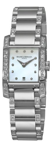 Baume & Mercier Women's 8792 Diamant Diamond