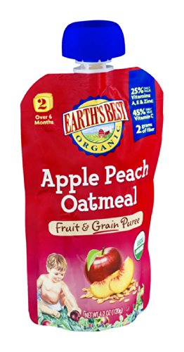 Earths Best Oatmeal front-819694
