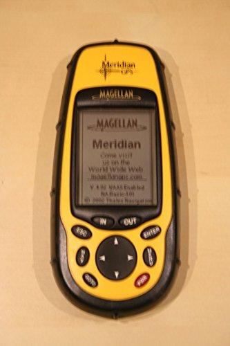 Magellan Meridian GPS handheld portable hiking