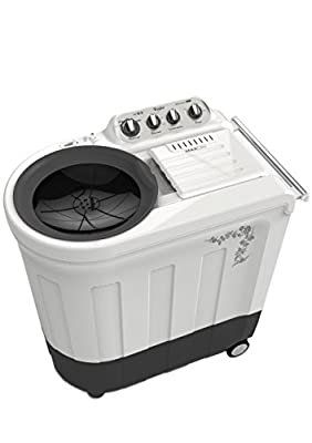 Whirlpool Ace 8.2 Stain free Semi-automatic Top-loading Washing Machine (8.2 Kg, Silver Grey)