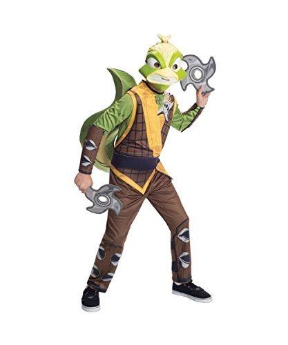 Skylanders Swap Force Stink Bomb Boys Halloween Video Game Costume by Rubie's