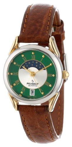 Peugeot Women's 549L Moon Phase Watch
