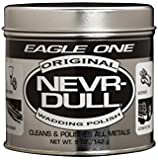 Eagle One 1035605 Nevr-Dull Wadding Polish - 5 oz.