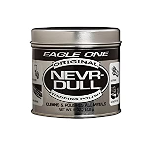 Eagle One 1035605 Nevr-Dull Wadding Polish - 5 oz.