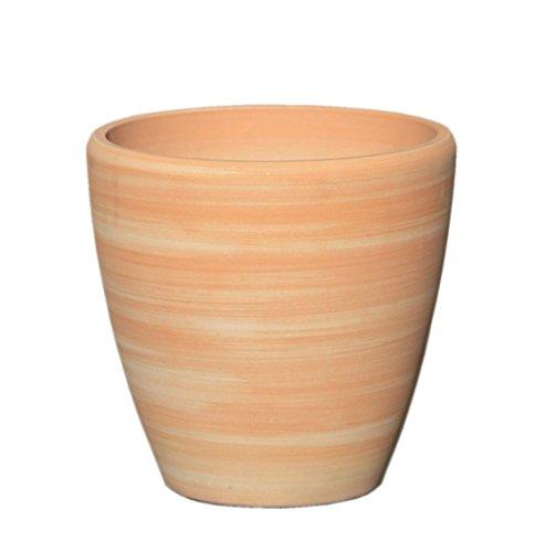 pot-de-fleur-grande-terre-henne-matt-oe-35-x-35-cm-avec-trou-de-drainage-forme-02903557-gres-ceramiq