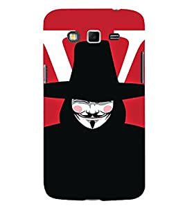 EPICCASE Vendetta Mobile Back Case Cover For Samsung Galaxy Grand (Designer Case)