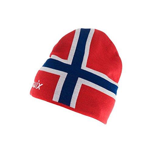 swix-norway-hat-red