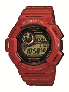 Casio G-shock GW-9330A-4JR Rising Red Gshock 30th Anniversary Model (Japan Import)