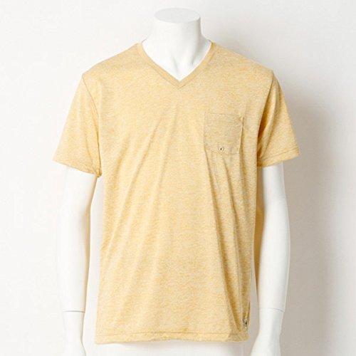クイックシルバー(QUIKSILVER) ラッシュガード ラッシュTシャツ PELHAM SURF【イエロー83AHYL/M】