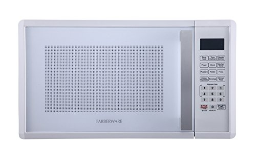 Purchase Farberware FMWO11AHTWHC Professional 1000W Microwave Oven, 1.1 cu. ft., White