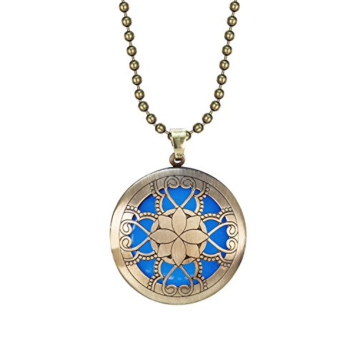 Lotus-Steampunk-Necklace-Magical-Glow-in-the-Dark