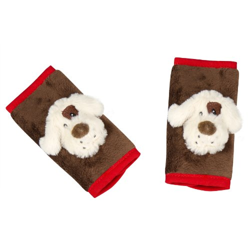 Animal Planet 2 Count Strap Covers, Puppy front-659787