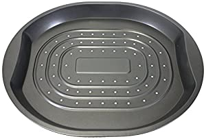 ChefLand Oven Crisper Bake Pan Non-Stick / French Fry Crisping Baking Sheet