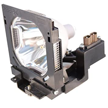 Lamp Assembly with Genuine Original Osram P-VIP Bulb Inside. BP96-00826A Samsung DLP Projection TV Lamp Replacement