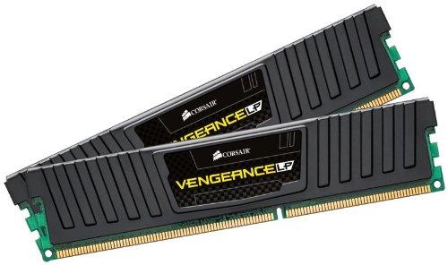 Corsair CML16GX3M2A1600C9 Vengeance Low Profile 16GB (2x8GB) DDR3 1600 Mhz CL 9 XMP Performance Desktop Memory... Black Friday & Cyber Monday 2014