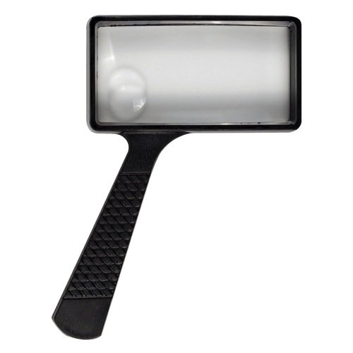 Tradespro Trades Pro 837460 Rectangular Magnifying Glass