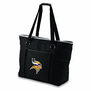 NFL Tahoe Extra Large Insulated Cooler Tote by Picnic Time