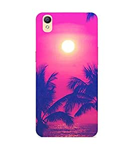 Perfect print back cover for OPPO A37