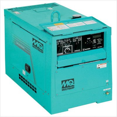Kubota Generator Diesel Dc Welder 225A With Remote Control