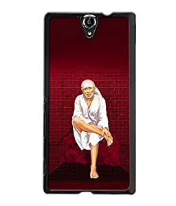 djipex DIGITAL PRINTED BACK COVER FOR SONY XPERIA C5