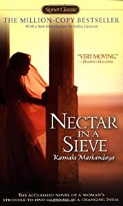 Cover of &quot;Nectar in a Sieve (Signet Class...