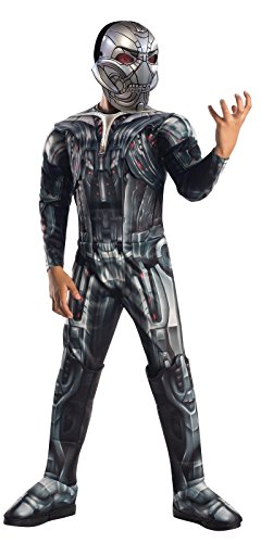 Rubie's Costume Avengers 2 Age of Ultron Child's Deluxe Ultron Costume, Medium