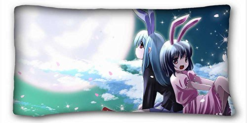 Generic Personalized ( Anime Touhou ) DIY Pillow Cover Size 20