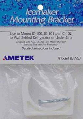 IC-MB CEMAKER FILTER MOUNTING BRACKET culligan 1019084 rv water filter