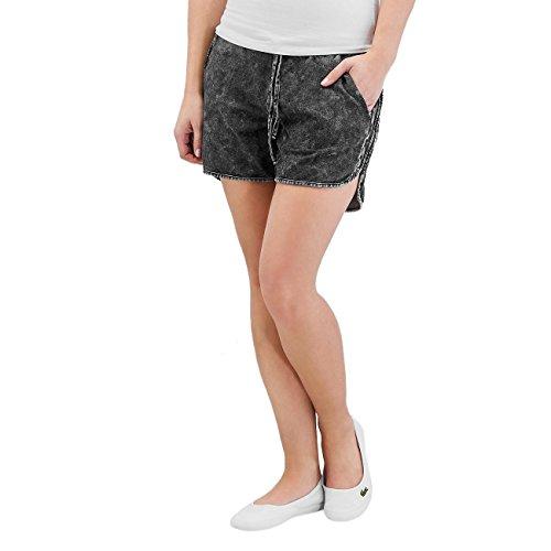 VILA Donna Shorts ViAlways grigio XS