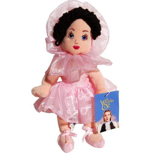 Munchkin Ballerina Girl - Wizard of Oz - Warner Bros Bean Bag Plush - 1