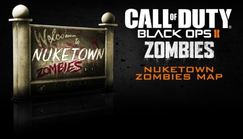 Call of Duty: Black Ops II - Nuketown Zombies Map [Online Game Code] (Black Ops 2 Season compare prices)