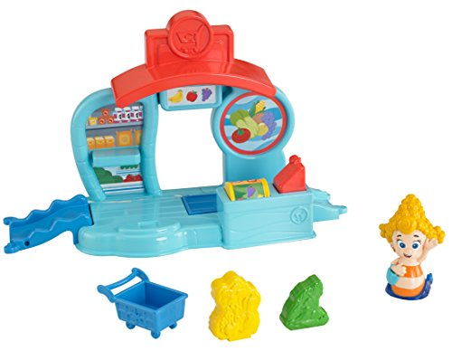 Fisher-Price Bubble Guppies Bubbletucky Market - 1