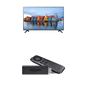 LG Electronics 42LF5600 42-Inch 1080p LED TV w/ Fire TV Stick