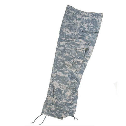ACU Ripstop Army Combat Trousers Mens US Uniform Pants UCP Digital Camo