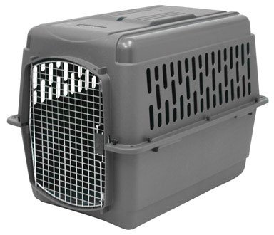 Petmate Pet Porter Deluxe Small Steel front-183334