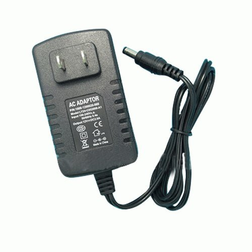 Ggl Xy Universal 110/220V Ac To Dc 12V 2A 24W Adapter Power Supply Unit Converter Transformer Driver With Power Cable Cord And Us Plug - Ideal For Led Flexible Strip Light Lamp Cctv Security Camera Monitor Audio Video Radio Industrial Automation Control N